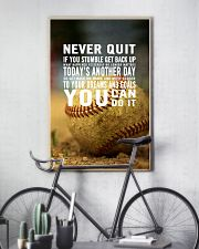 You can do it 11x17 Poster lifestyle-poster-7