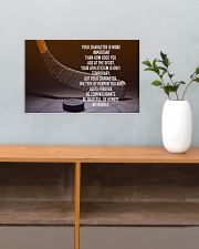 your character is more important 17x11 Poster poster-landscape-17x11-lifestyle-24