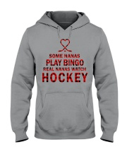 Real nanas  watch hockey Hooded Sweatshirt thumbnail