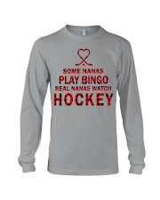 Real nanas  watch hockey Long Sleeve Tee thumbnail