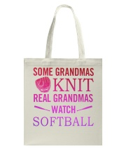 some grandmas knit Tote Bag thumbnail