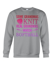 some grandmas knit Crewneck Sweatshirt thumbnail