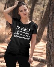Hockey momsicle Ladies T-Shirt apparel-ladies-t-shirt-lifestyle-06