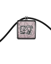 Callum's Alley Celtic Cat Jewellery Cord Rectangle Necklace thumbnail