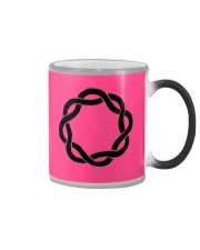 Mariah's Dream: Celtic Circle Home Etc Color Changing Mug color-changing-right