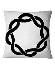 Mariah's Dream: Celtic Circle Home Etc Square Pillowcase thumbnail