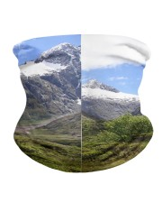 NZ Southern Mountains 03 Neck Gaiter back