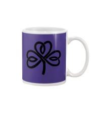 Mariah's Dream: Shamrock Black Mug thumbnail