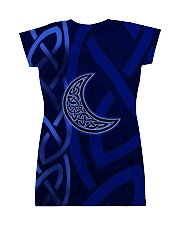 Celtic Moon all-over tees All-over Dress back