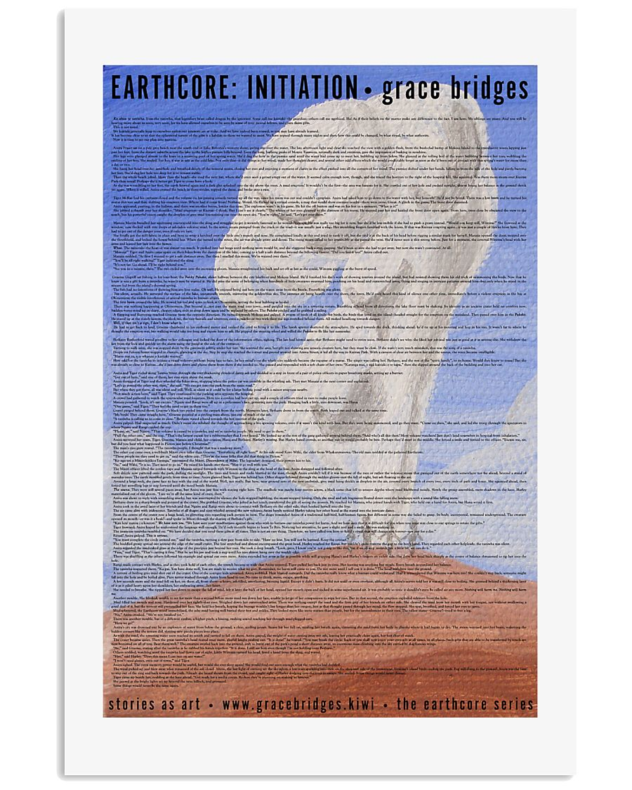 Earthcore: Initiation Short Story Poster 24x36 Poster