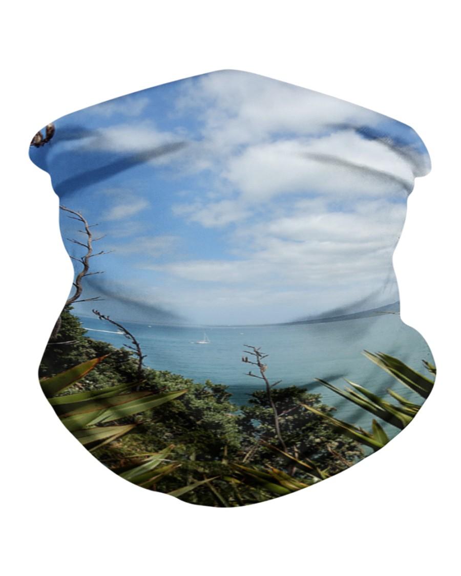 Motuihe Island 03 Neck Gaiter