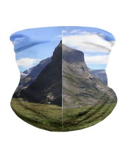 NZ Southern Mountains 05 Neck Gaiter back