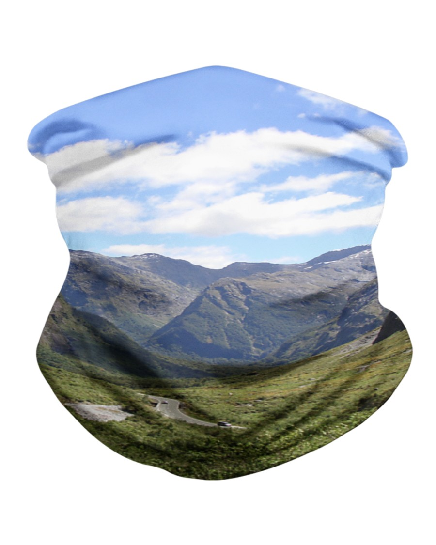 NZ Southern Mountains 05 Neck Gaiter