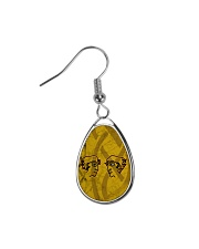Mariah's prologues: Foe Or Forager jewellery Teardrop Earrings thumbnail