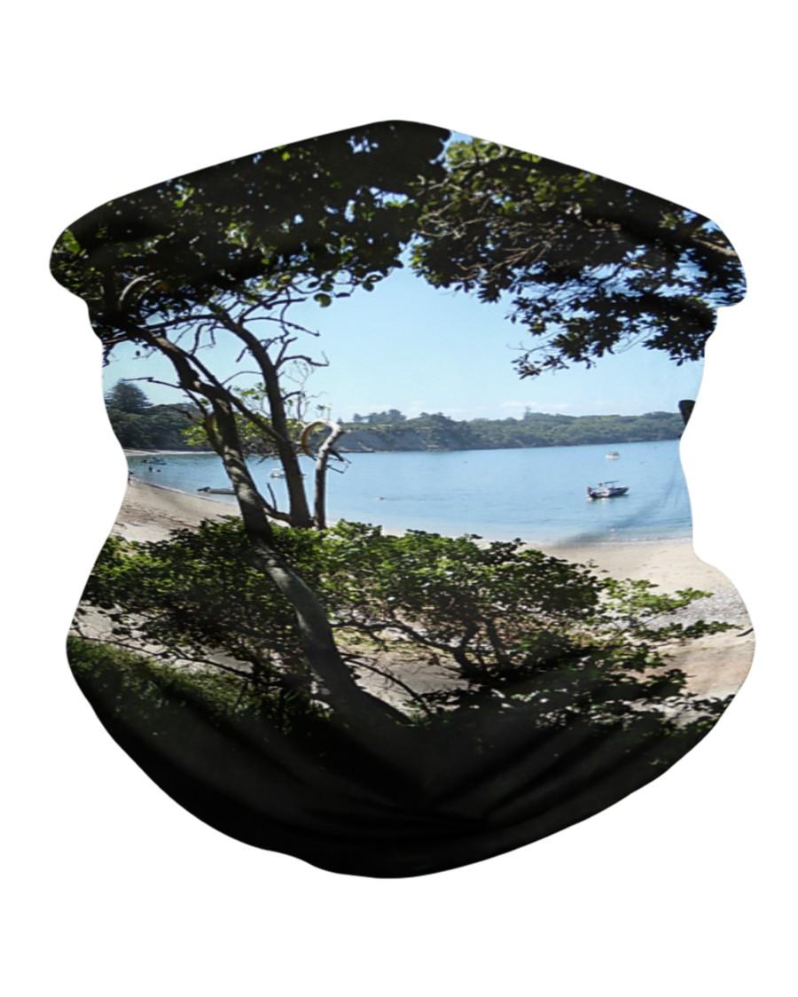 Motuihe Island 01 Neck Gaiter