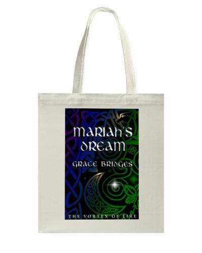 Mariah's Dream book cover Bag
