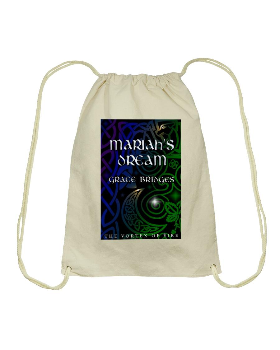 Mariah's Dream book cover Bag Drawstring Bag