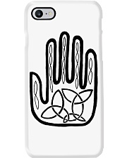 Mariah's Prologue One Man's Work Celtic Hand black Phone Case thumbnail