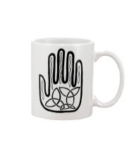 Mariah's Prologue One Man's Work Celtic Hand black Mug thumbnail