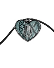 One Man's Work Celtic Hand Jewellery Cord Heart Necklace thumbnail