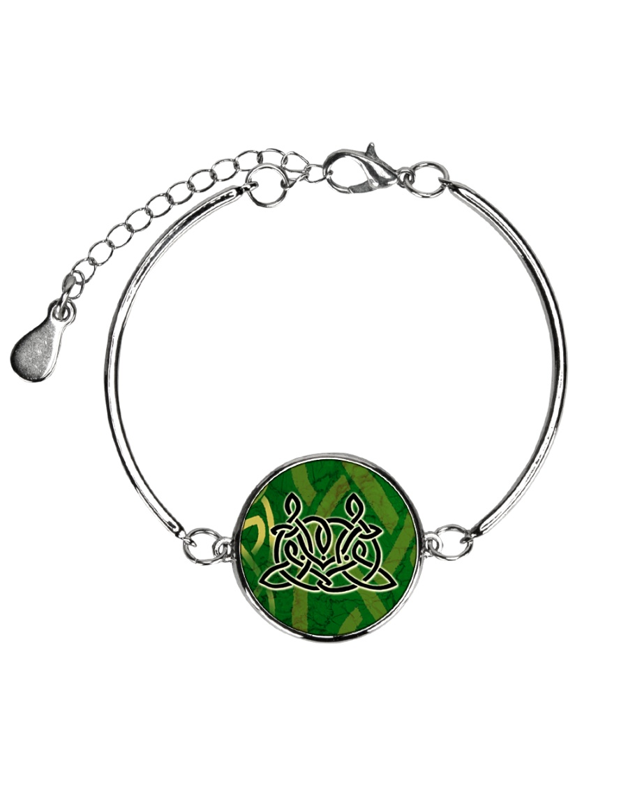 Mariah's prologues: Mothers Of Belfast jewellery Metallic Circle Bracelet