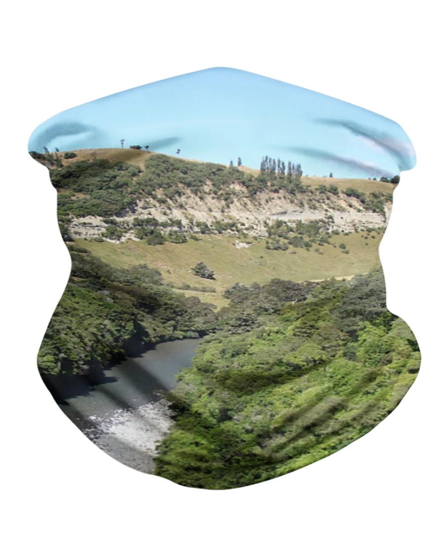 NZ River Gorge Neck Gaiter