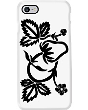 Mariah's prologues: Strawberry Dreaming black Phone Case thumbnail