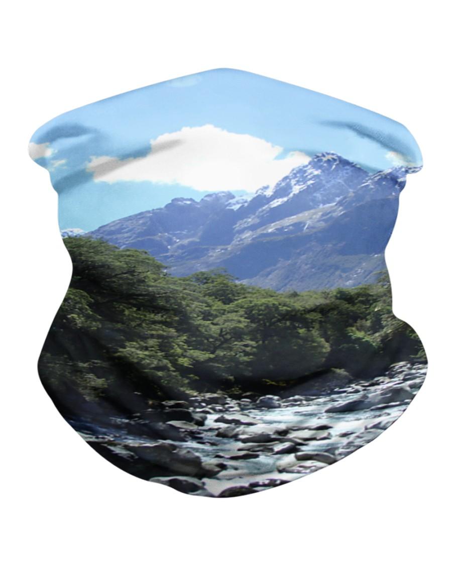NZ Southern Mountains 06 Neck Gaiter