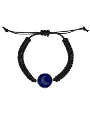 Celtic Moon Jewellery Cord Circle Bracelet thumbnail