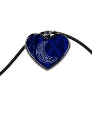 Celtic Moon Jewellery Cord Heart Necklace thumbnail