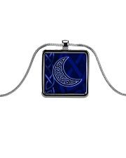 Celtic Moon Jewellery Metallic Rectangle Necklace thumbnail