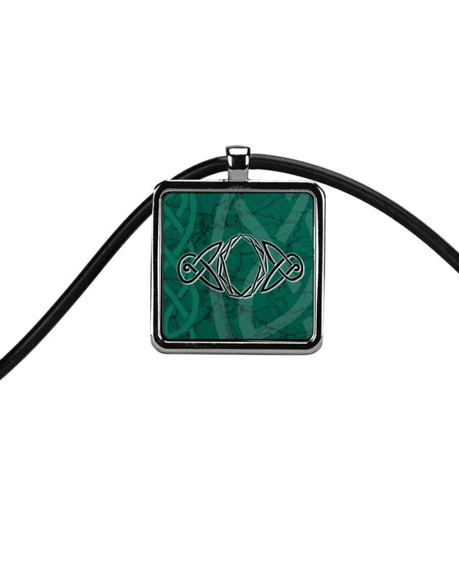 Mariah's prologues: The Fate Of The Ring jewellery Cord Rectangle Necklace