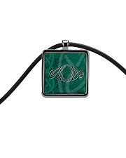 Mariah's prologues: The Fate Of The Ring jewellery Cord Rectangle Necklace front