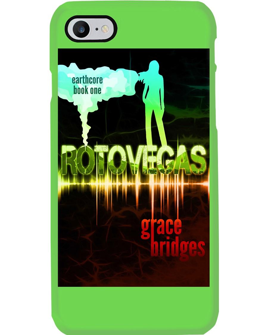 Earthcore: RotoVegas Merchandise Phone Case
