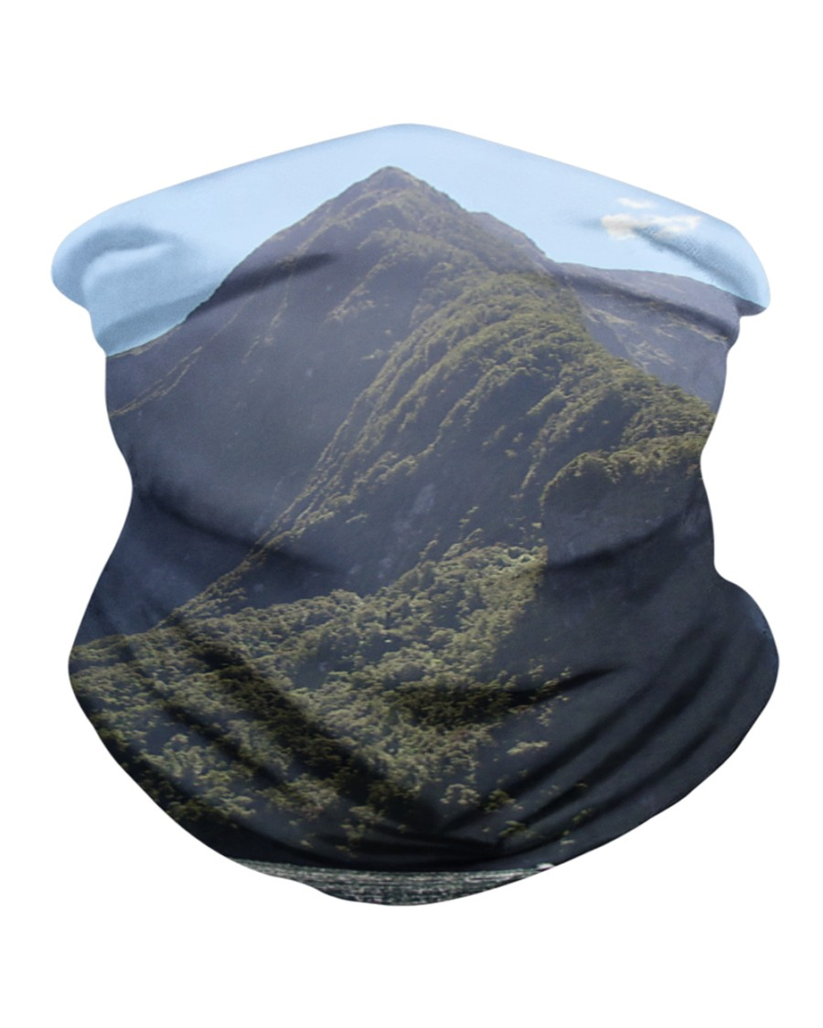 Milford Sound NZ 04 Neck Gaiter