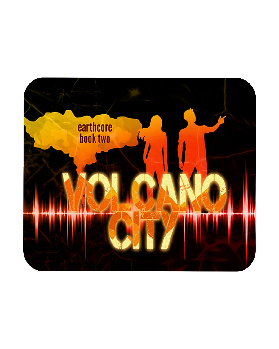 Earthcore: Volcano City Merchandise  Mousepad