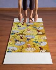 abc Yoga Mat 24x70 (vertical) aos-yoga-mat-lifestyle-26
