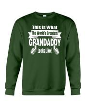 The world's Greatest Grandaddy Crewneck Sweatshirt thumbnail