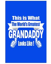 The world's Greatest Grandaddy 16x24 Poster thumbnail
