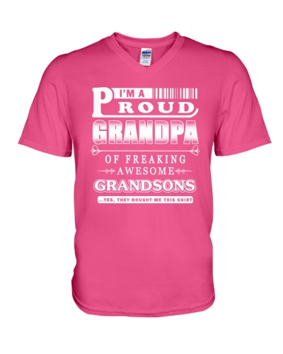 I'm a Proud Grandpa of freaking Awesome Grandsons