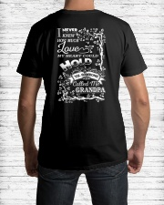 It's a Grandpa thing Classic T-Shirt lifestyle-mens-crewneck-back-1