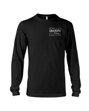 It's a Grandpa thing Long Sleeve Tee thumbnail