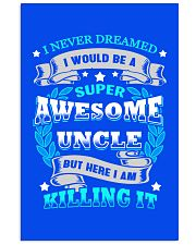 Super Awesome Uncle 16x24 Poster thumbnail