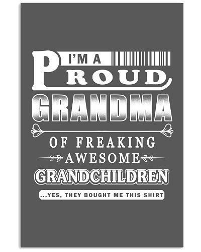 I'm a Proud Grandma of Awesome Grandchildren