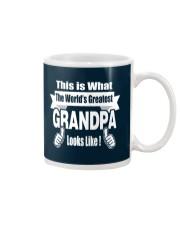 The world's Greatest Grandpa Mug thumbnail