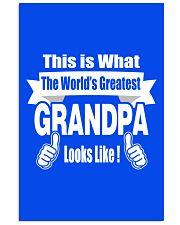 The world's Greatest Grandpa 16x24 Poster thumbnail