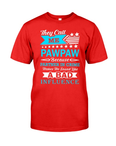 they call me PAWPAW