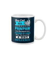 they call me PAWPAW Mug thumbnail