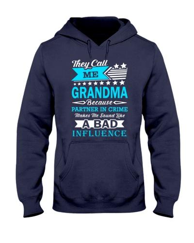 They call me GRANDMA