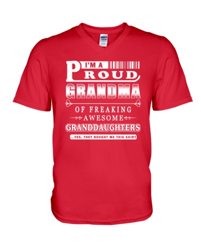 I'm a Proud Grandma of Awesome Granddaughters